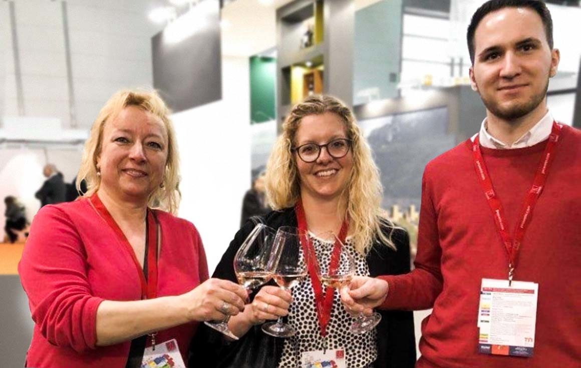 Blenk meets ProWein